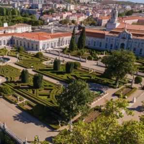 Gardens of the National Palace of Queluz