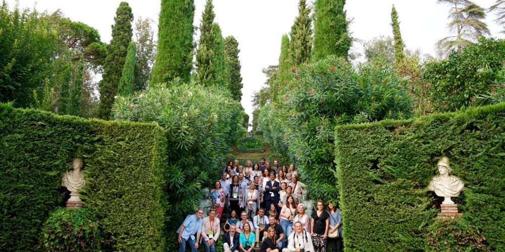 The European Network of Historic Gardens holds its General Assembly