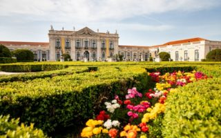 Gardens of the National Palace of Queluz © PSML Luis Duarte