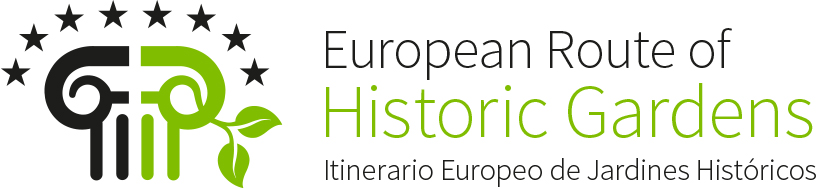 European Route of Historic Gardens - Logo 2020