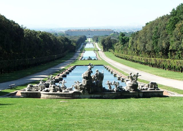 Royal Park at Caserta
