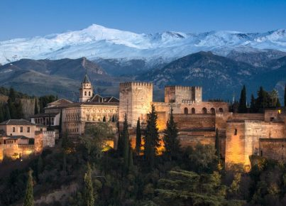 Alhambra and Generalife Gardens