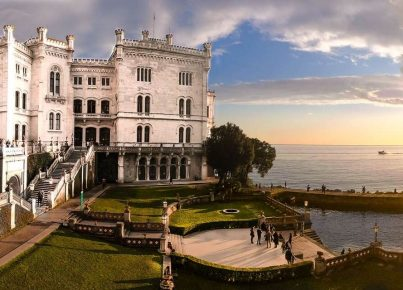 Historical Museum and the Park of the Miramare Castle