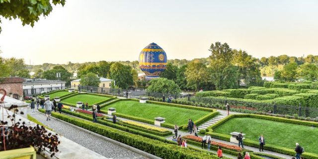 The European Route of Historic Gardens:  Towards the recognition of Historic Gardens' valuable heritage by becoming a Cultural Route of the Council of Europe