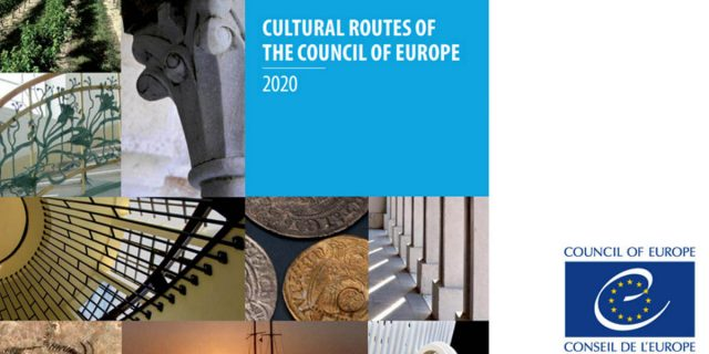 Cultural Routes of the Council of Europe 2020: New publication for travellers