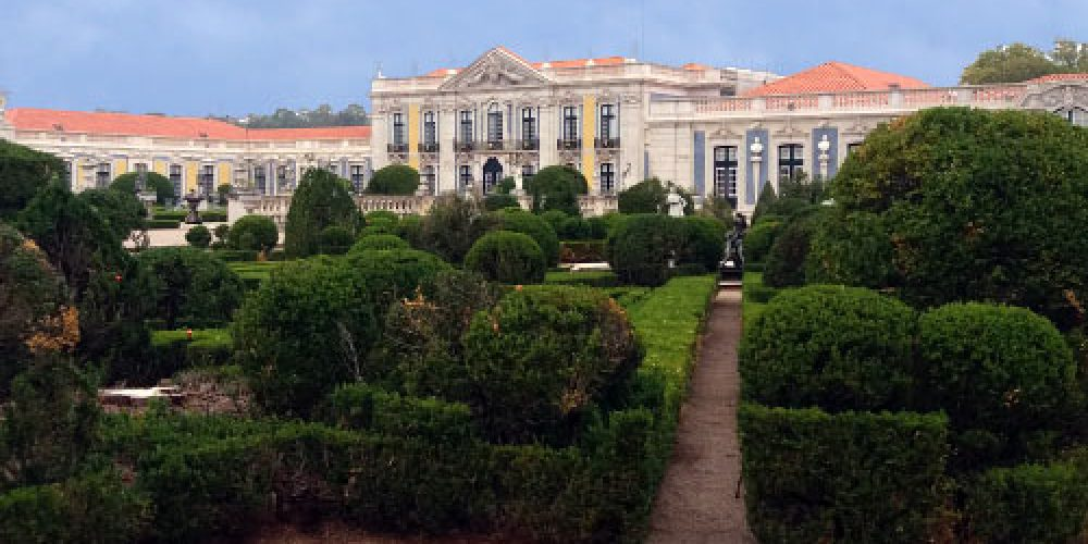 National Palace and Gardens of Queluz (Portugal)