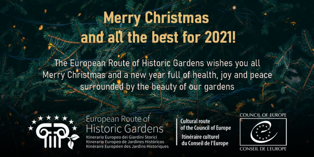 Merry Christmas  and all the best for 2021!