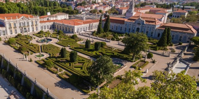 III Forum on Historic Gardens – Maintaining and Managing Historic Gardens for a New Era. Sintra (Portugal), 19-21 September 2019.