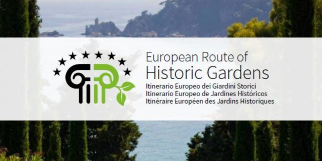 A new brochure for an evolving European Route of Historic Gardens